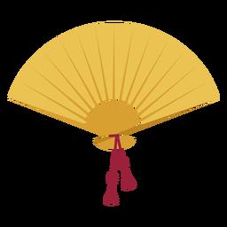 Fan flat
