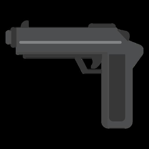 Arma arma plana Transparent PNG