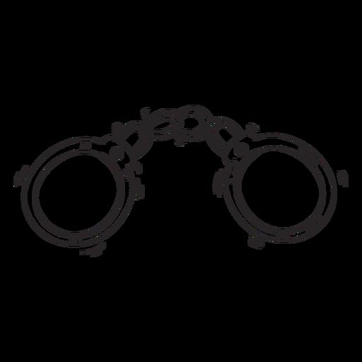 Handcuffs sketch