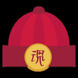 Chapéu liso