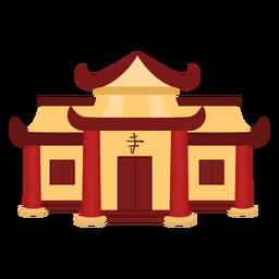 Ilustracion de la casa