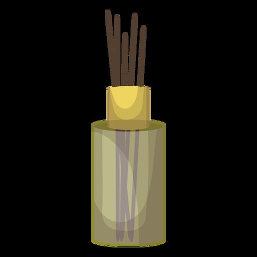 Incense stick bottle aroma illustration Transparent PNG