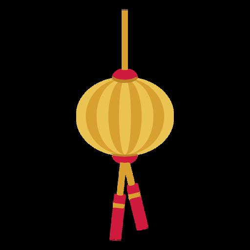 Lantern flat - Transparent PNG & SVG vector file