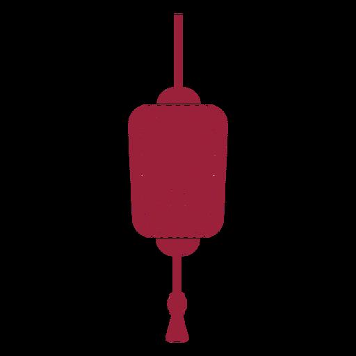 Lantern silhouette - Transparent PNG & SVG vector