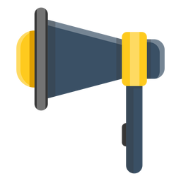 Megaphon Lautsprecher Abbildung