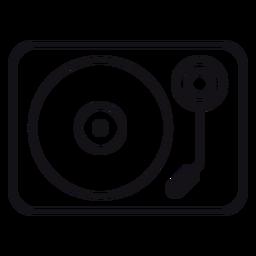 Icono de mezclador