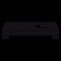 Mixer silhouette design