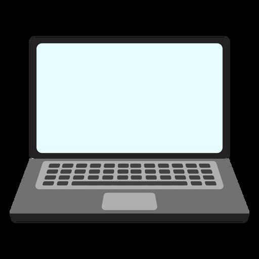 Notebook ilustração laptop