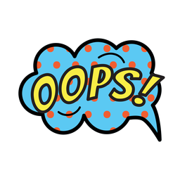 Oops Transparent Png Or Svg To Download