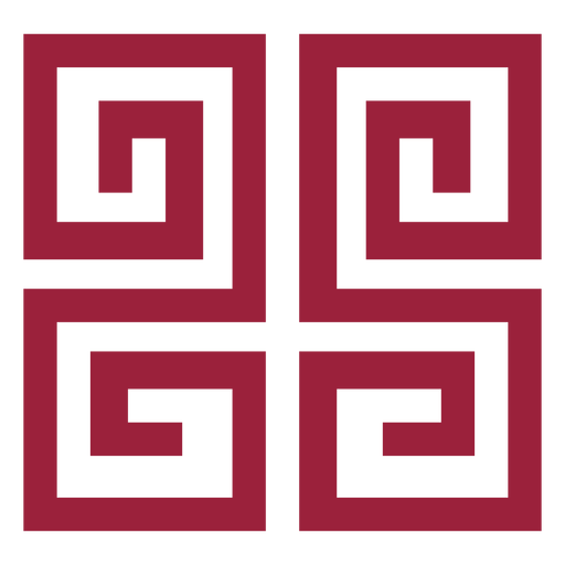 Pattern labyrinth maze silhouette Transparent PNG