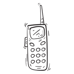 Radio station transmitter sketch