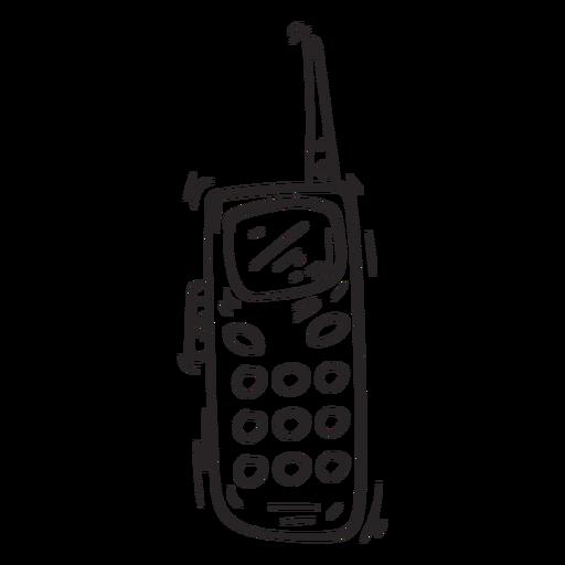 Esboço de transmissor de estação de rádio Transparent PNG