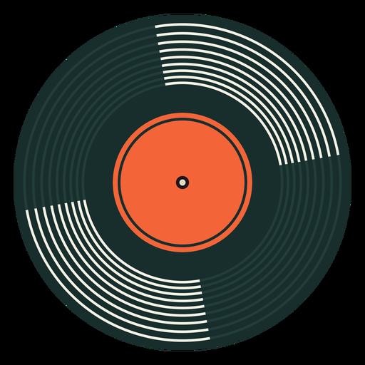 Record rarity vinyl illustration Transparent PNG