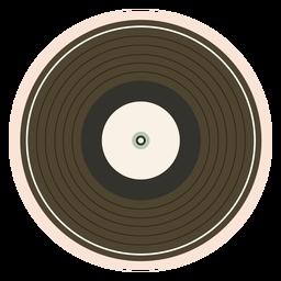 Rekord Vinyl Abbildung