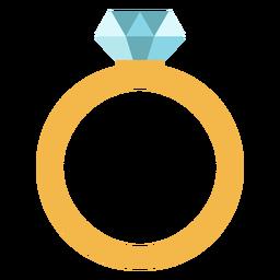Design plano anel