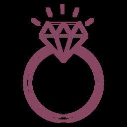 Icono de anillo