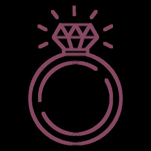Icono de movimiento del anillo Transparent PNG