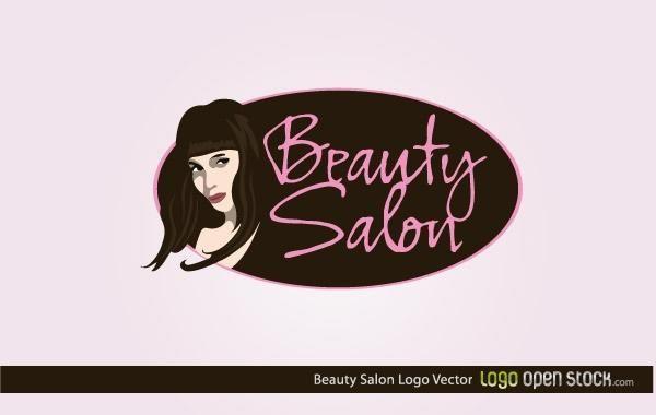 Logotipo de salón de belleza