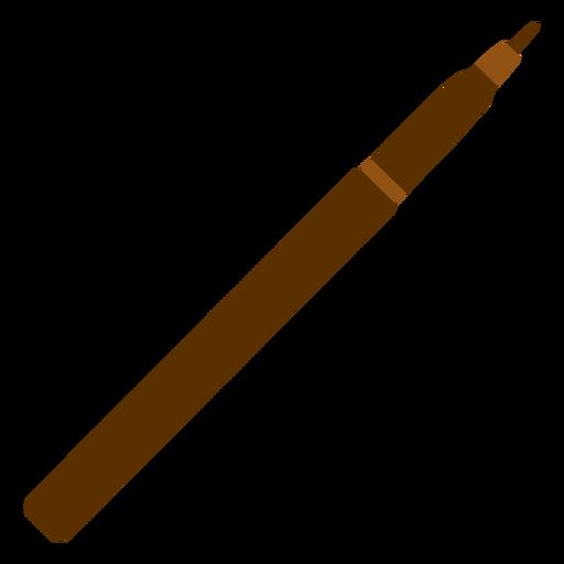Ilustración lápiz simple Transparent PNG