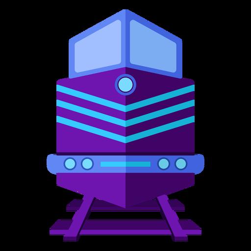 Locomotora de vapor piloto ilustración barandilla Transparent PNG