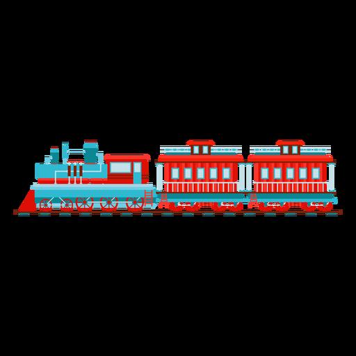 Ilustração de piloto de vagão locomotiva a vapor Transparent PNG