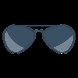 Ilustración de gafas de sol