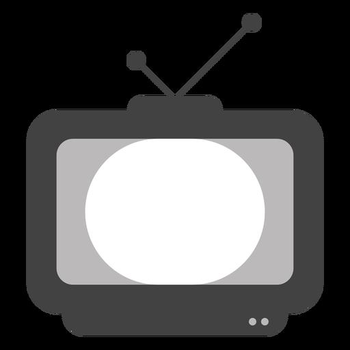 Silhueta de tela de antena de televisão Transparent PNG