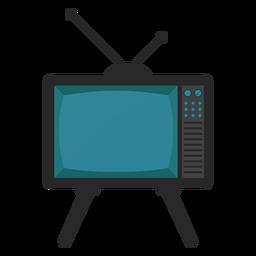 Antena de televisão plana