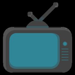 Fernseher flach