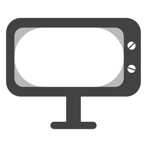 Television icon tv set Transparent PNG