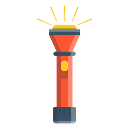 Torch illustration