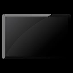 Fernseher flach eingestellt