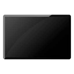 Tv set flat