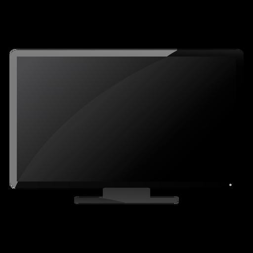Tv set leg flat Transparent PNG