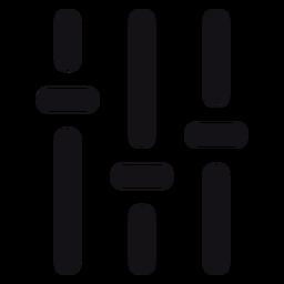 Icono de control de volumen