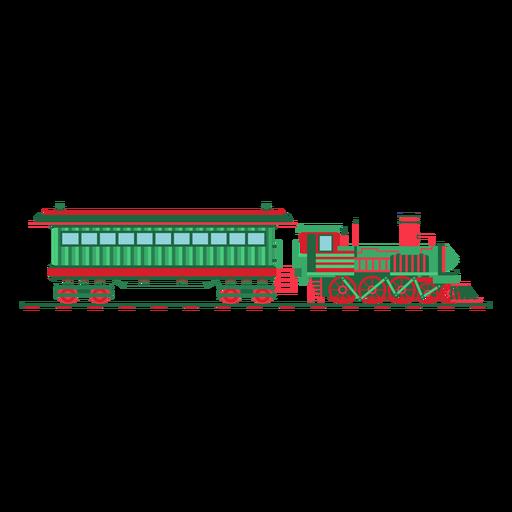 Ilustração de piloto de locomotiva a vapor de vagão Transparent PNG