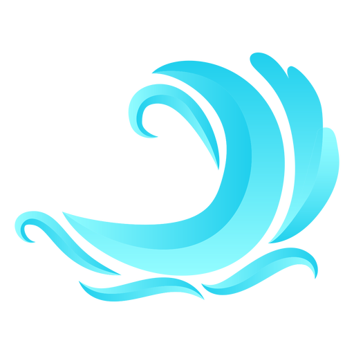 Água do mar do oceano onda Transparent PNG
