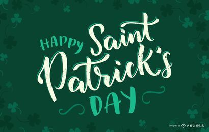 Happy Saint Patrick's Day Greeting