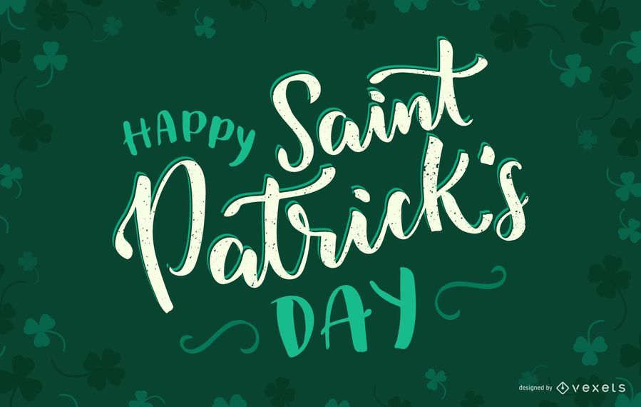 Happy Saint Patrick's Day Greeting