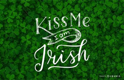 Besame soy letras irlandesas