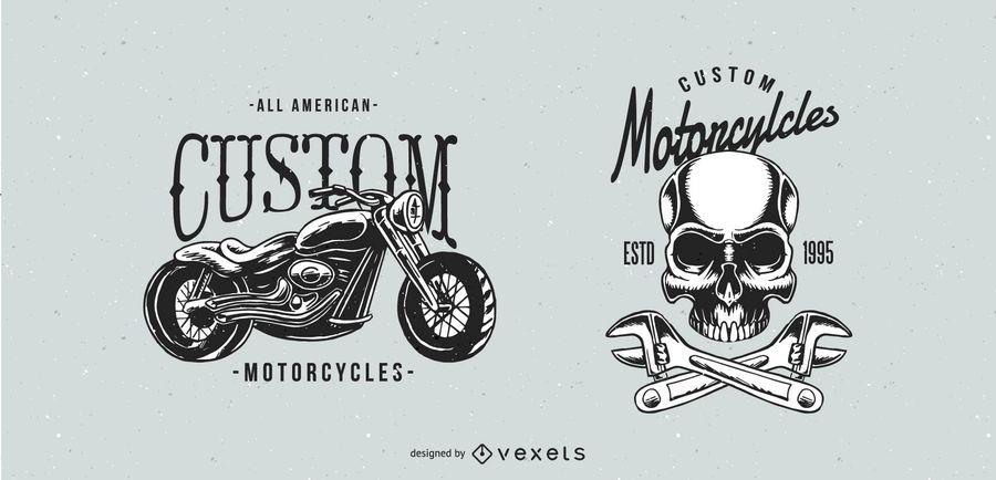 Insignias de motos clásicas