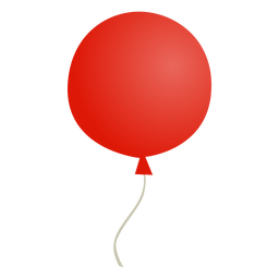 Balloon circle illustration