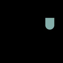 Icono de cargador de batería de trazo