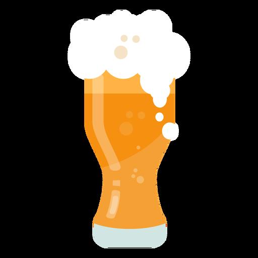 Caneca de cerveja plana Transparent PNG