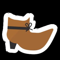 Pegatina suela zapato