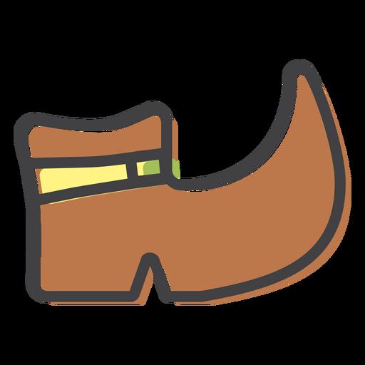 Bota de zapato suela de carrera Transparent PNG