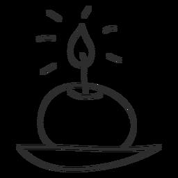 Curso de doodle de vela