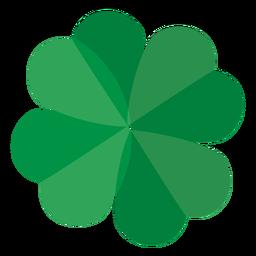 Clover leaf flat