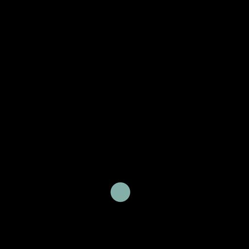 Folder icon stroke Transparent PNG