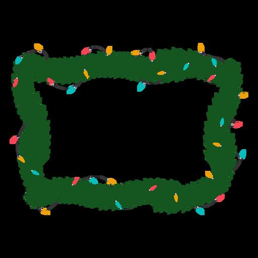 Ilustración de Navidad de Navidad bombilla guirnalda Transparent PNG